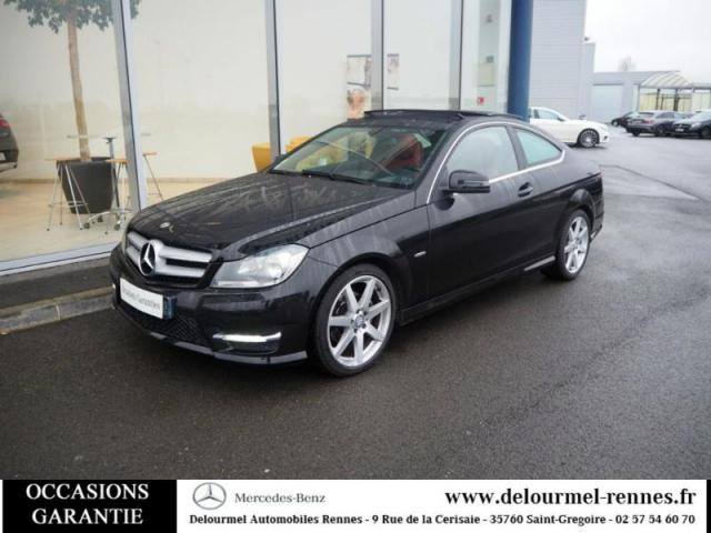 voiture occasion mercedes classe c coup 220 cdi 7gtronic. Black Bedroom Furniture Sets. Home Design Ideas