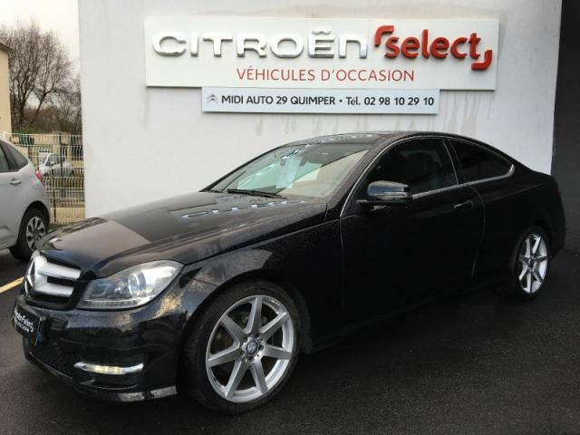 voiture occasion mercedes classe c coup 250 cdi executive amg 7gtronic 2014 diesel 29000. Black Bedroom Furniture Sets. Home Design Ideas