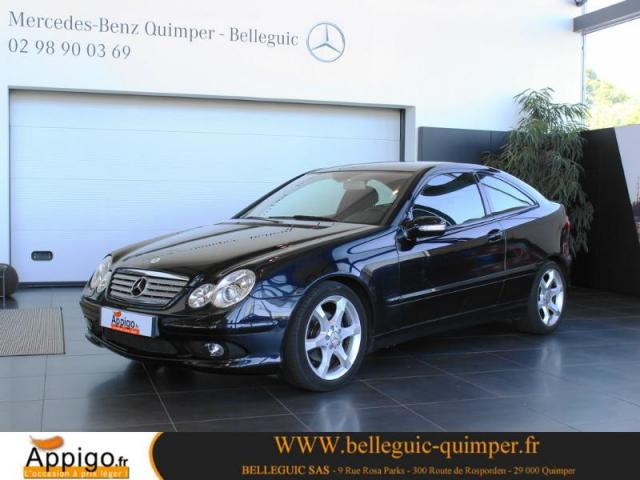 Voiture occasion mercedes classe c coup 220 cdi sport - Mercedes classe c cdi coupe sport occasion ...