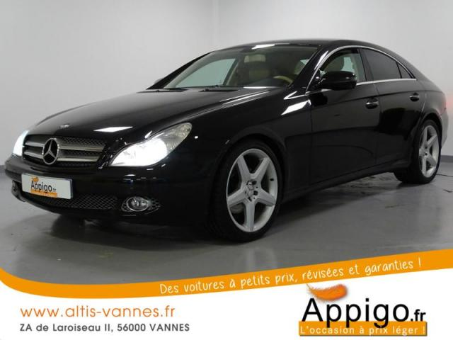 voiture occasion mercedes classe cls 320 cdi 2008 diesel. Black Bedroom Furniture Sets. Home Design Ideas