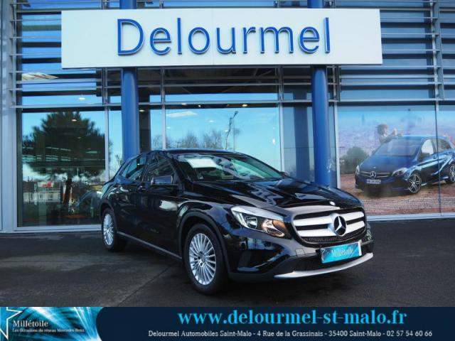 voiture occasion mercedes classe gla 180 cdi intuition 2015 diesel 35400 saint malo ille et. Black Bedroom Furniture Sets. Home Design Ideas
