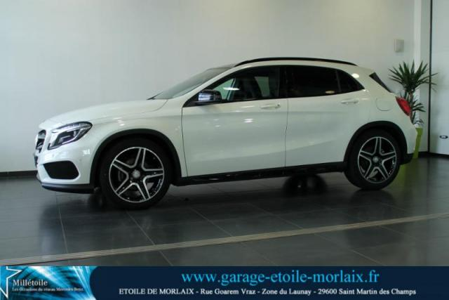 Voiture Occasion Mercedes Classe Gla 200 Cdi Fascination