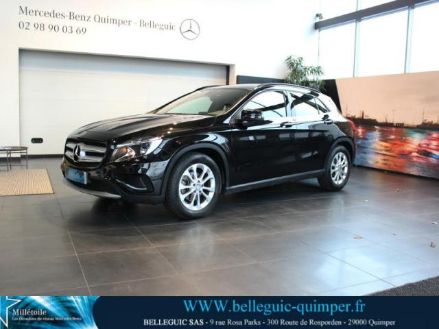 voiture occasion mercedes classe gla 200 cdi inspiration 2014 diesel 29000 quimper finist re. Black Bedroom Furniture Sets. Home Design Ideas