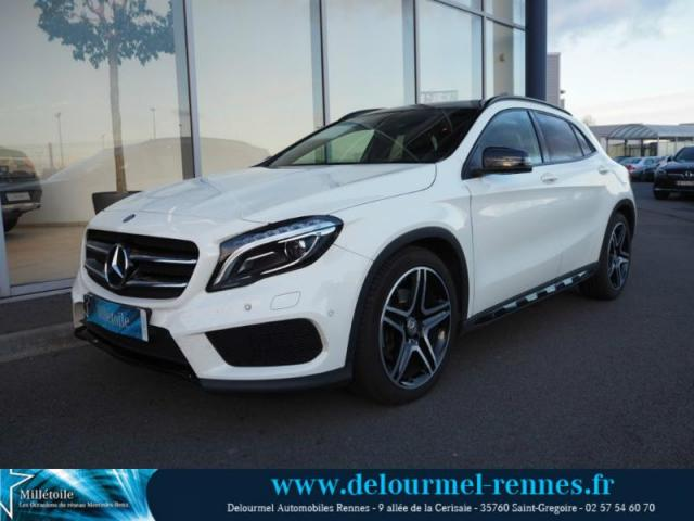voiture occasion mercedes classe gla 220 cdi fascination 7g dct 2015 diesel 35760 saint gr goire. Black Bedroom Furniture Sets. Home Design Ideas