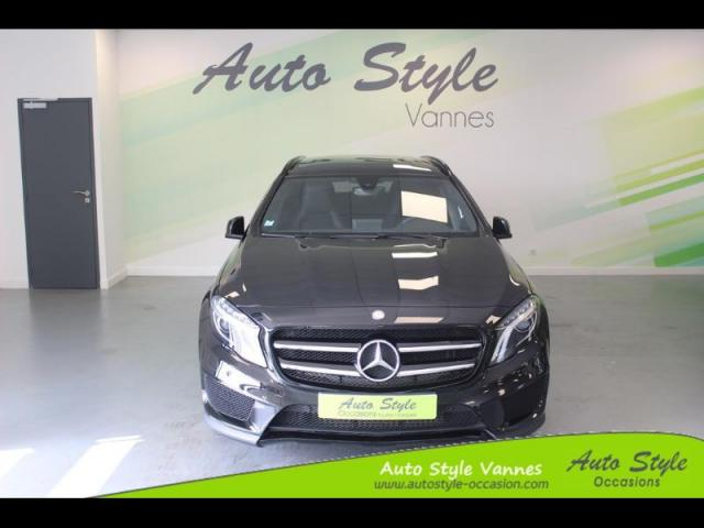 voiture occasion mercedes classe gla 220 d fascination 7g dct 2017 diesel 56450 theix morbihan. Black Bedroom Furniture Sets. Home Design Ideas