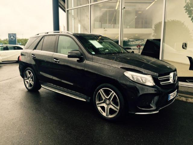 voiture occasion mercedes gle coup 500 e fascination 4matic 7g tronic plus 2016 hybride 35760. Black Bedroom Furniture Sets. Home Design Ideas