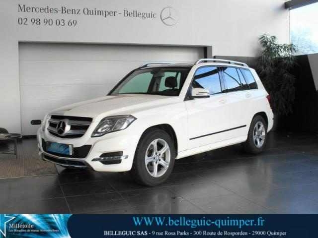 voiture occasion mercedes classe glk 200 cdi 2013 diesel 29000 quimper finist re votreautofacile. Black Bedroom Furniture Sets. Home Design Ideas