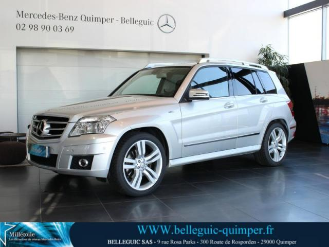 voiture occasion mercedes classe glk 220 cdi be 4 matic 2012 diesel 29000 quimper finist re. Black Bedroom Furniture Sets. Home Design Ideas