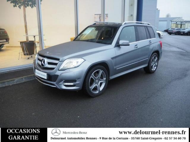 voiture occasion mercedes classe glk 220 cdi sport 4matic 7gtronic 2012 diesel 35760 saint. Black Bedroom Furniture Sets. Home Design Ideas