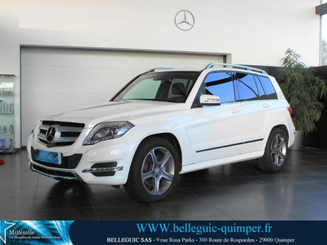 voiture occasion mercedes classe glk 220 cdi sport 4matic 7gtronic 2013 diesel 29000 quimper. Black Bedroom Furniture Sets. Home Design Ideas