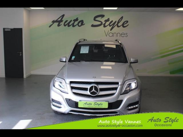 voiture occasion mercedes classe glk 220 cdi sport 4matic 7gtronic 2013 diesel 56450 theix. Black Bedroom Furniture Sets. Home Design Ideas