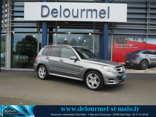 voiture occasion mercedes classe glk 220 cdi sport 7gtronic 2012 diesel 35400 saint malo ille. Black Bedroom Furniture Sets. Home Design Ideas