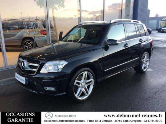 voiture occasion mercedes classe glk 350 cdi pack luxe 4 matic 2010 diesel 35760 saint gr goire. Black Bedroom Furniture Sets. Home Design Ideas