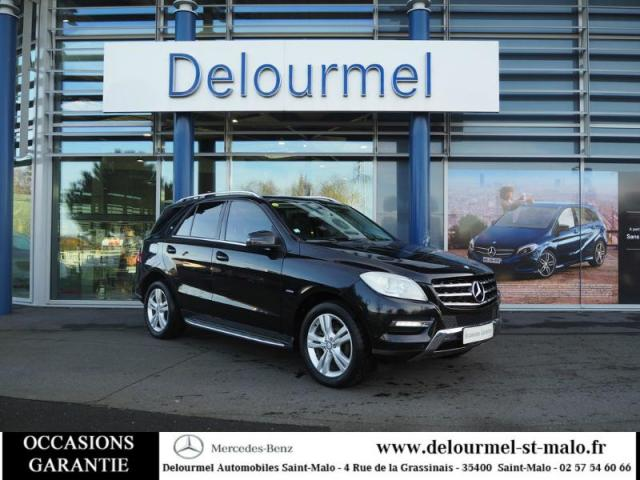voiture occasion mercedes classe m 350 bluetec sport 7g tronic 2012 diesel 35400 saint malo. Black Bedroom Furniture Sets. Home Design Ideas