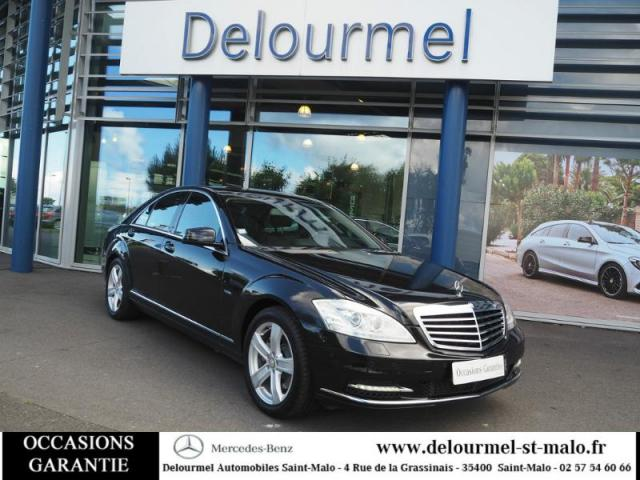 voiture occasion mercedes classe s 350 bluetec 2011 diesel 35400 saint malo ille et vilaine. Black Bedroom Furniture Sets. Home Design Ideas