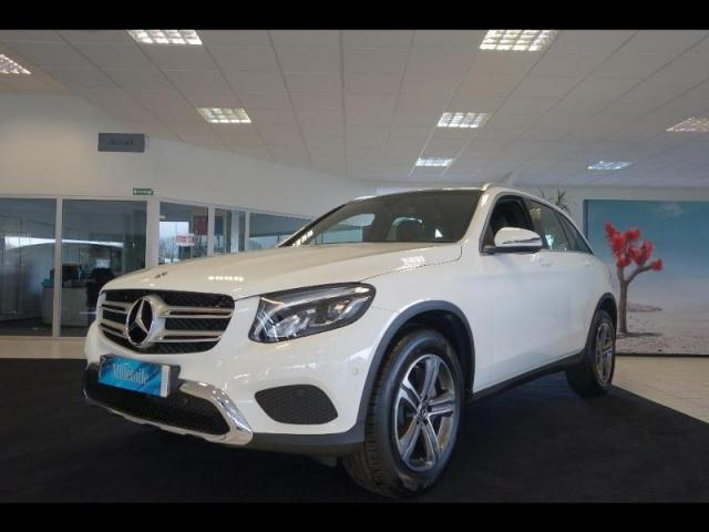 voiture occasion mercedes classe glc 220 d 170ch executive 4matic 9g tronic 2018 diesel 53960. Black Bedroom Furniture Sets. Home Design Ideas