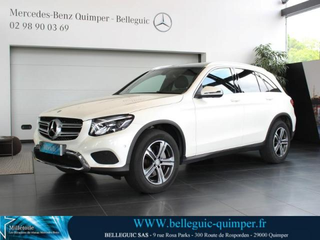 voiture occasion mercedes classe glc 250 d executive 204ch 4matic 9g tronic 2016 diesel 29000. Black Bedroom Furniture Sets. Home Design Ideas