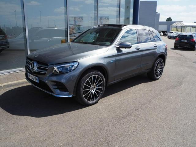 voiture occasion mercedes classe glc 350 e sportline 211 116ch 4matic 7g tronic plus 2017. Black Bedroom Furniture Sets. Home Design Ideas