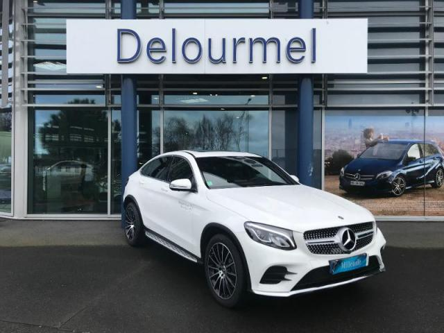 voiture occasion mercedes classe glc 250 d 204ch sportline 4matic 9g tronic 2018 diesel 35400. Black Bedroom Furniture Sets. Home Design Ideas