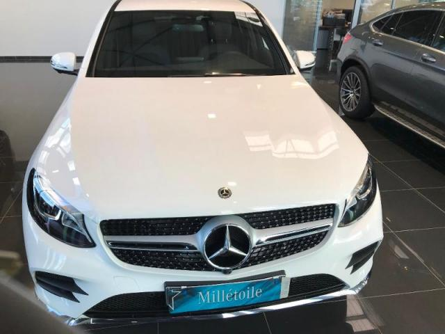 voiture occasion mercedes classe glc 250 d 204ch sportline 4matic 9g tronic euro6c 2018 diesel. Black Bedroom Furniture Sets. Home Design Ideas
