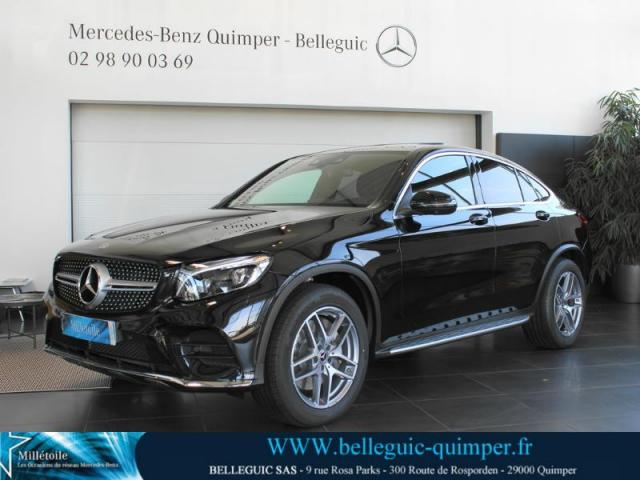 voiture occasion mercedes classe glc 250 d fascination 204ch 4matic 9g tronic 2017 diesel 29000. Black Bedroom Furniture Sets. Home Design Ideas
