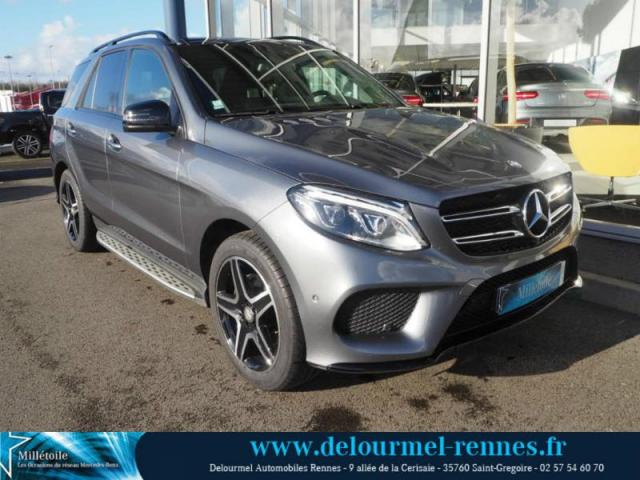voiture occasion mercedes gle coup 350 d 258ch sportline 4matic 9g tronic 2016 diesel 35760. Black Bedroom Furniture Sets. Home Design Ideas
