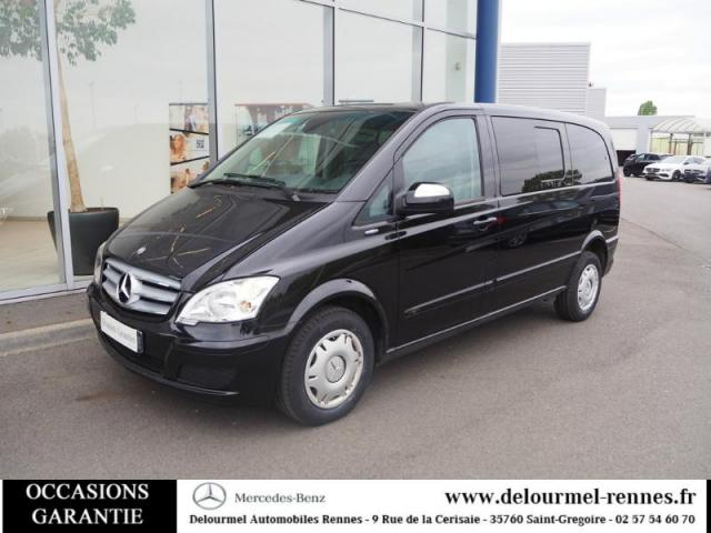 voiture occasion mercedes viano 2 0 cdi be fun compact. Black Bedroom Furniture Sets. Home Design Ideas
