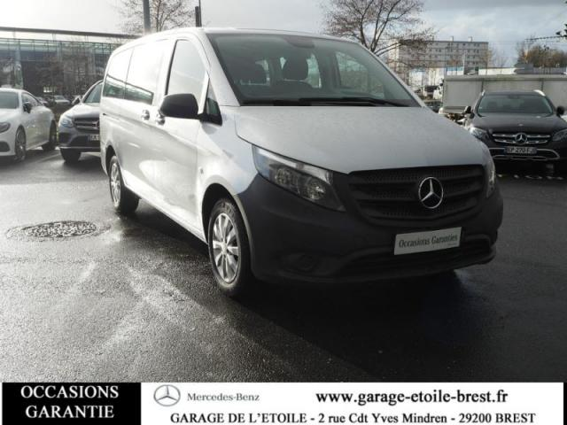 voiture occasion mercedes vito 116 cdi blueefficiency tourer long pro 7g tronic plus 2016 diesel. Black Bedroom Furniture Sets. Home Design Ideas