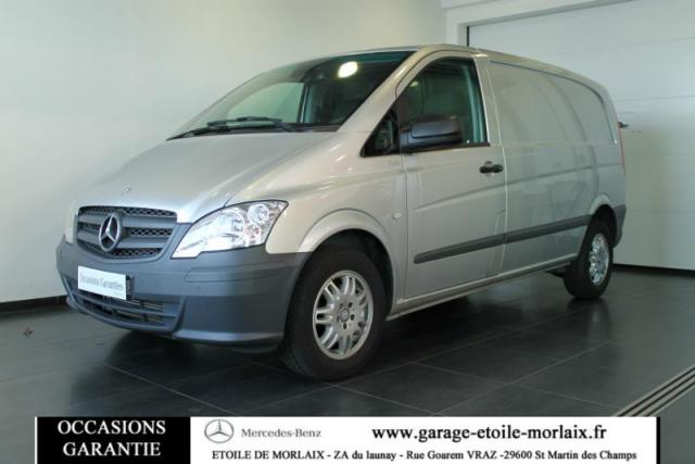voiture occasion mercedes vito 122 cdi compact 2t8 2013. Black Bedroom Furniture Sets. Home Design Ideas