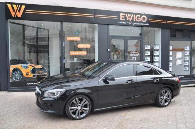 voiture occasion mercedes classe cla 220 cdi 170 business executive 7g dct 7 diesel 91120. Black Bedroom Furniture Sets. Home Design Ideas