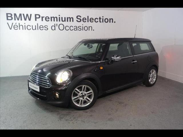 Voiture Occasion Mini Clubman Cooper D 112ch Pack Chili 2013 Diesel