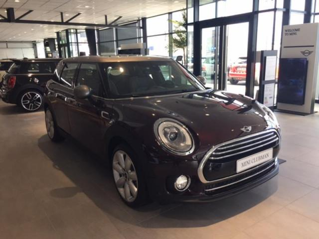 voiture occasion mini clubman cooper d 150ch business. Black Bedroom Furniture Sets. Home Design Ideas