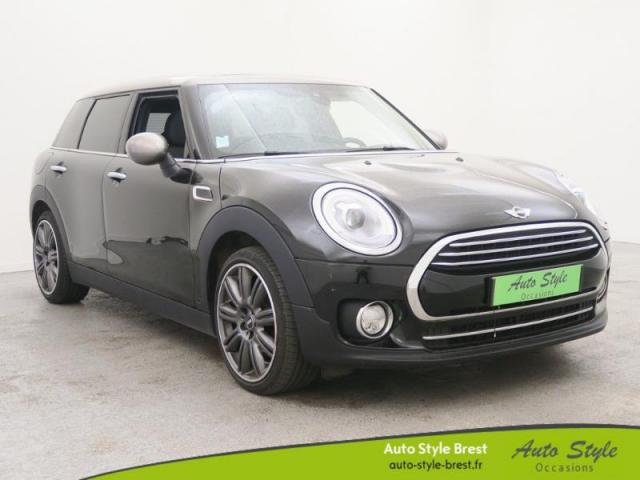 voiture occasion mini clubman cooper d 150ch hyde park. Black Bedroom Furniture Sets. Home Design Ideas