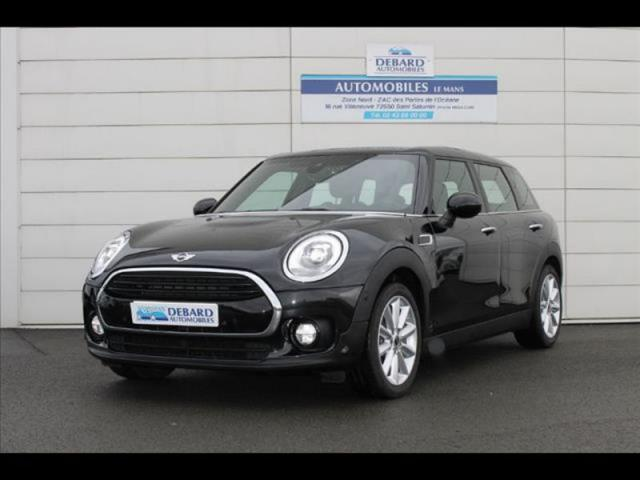 Voiture Occasion Mini Clubman Cooper D 150ch Red Hot Chili 2016