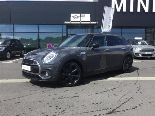 Voiture Occasion Mini Clubman Cooper S 192ch Red Hot Chili Bvas 2018