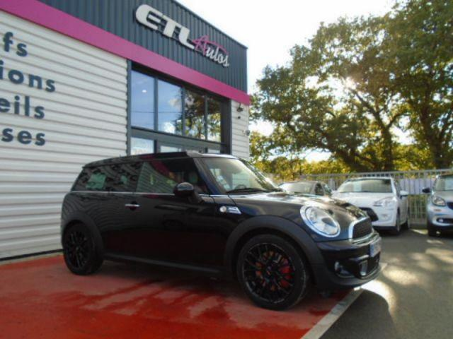 Voiture Occasion Mini Clubman John Cooper Works 211ch 2011 Essence
