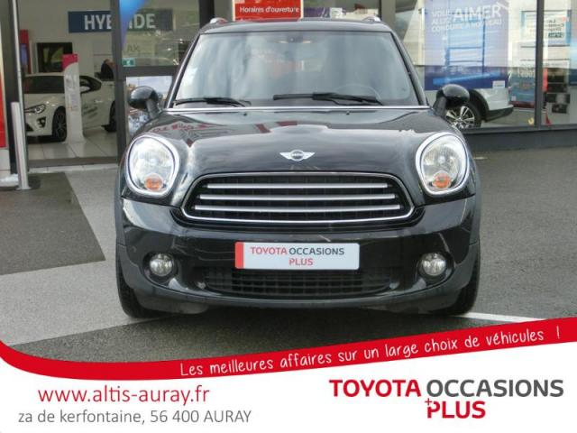 voiture occasion mini countryman cooper d 112ch all4 2011 diesel 56400 pluneret morbihan. Black Bedroom Furniture Sets. Home Design Ideas