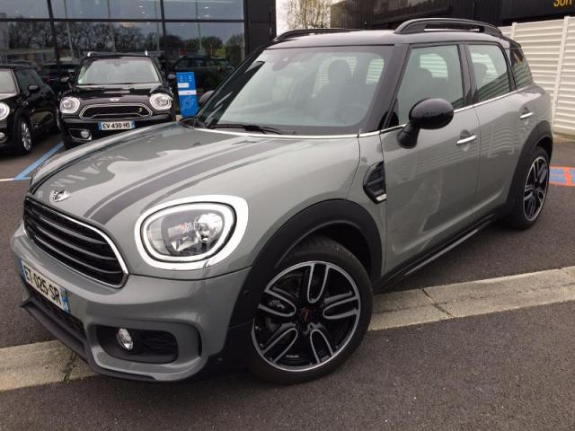 voiture occasion mini countryman cooper d 150ch john cooper works bva 2018 diesel 56000 vannes. Black Bedroom Furniture Sets. Home Design Ideas