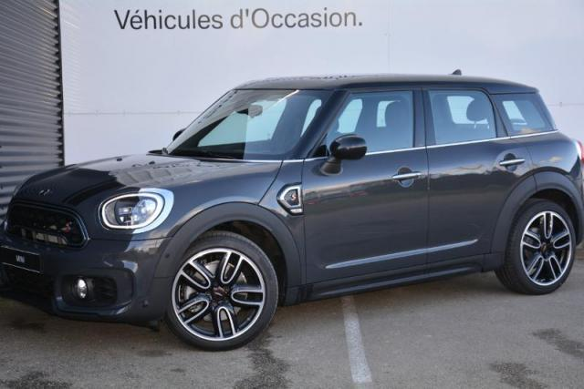 voiture occasion mini countryman cooper sd 190ch john cooper works bvas 2017 diesel 29200 brest. Black Bedroom Furniture Sets. Home Design Ideas