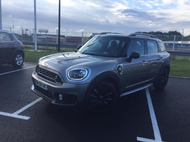 voiture occasion mini countryman cooper se 136ch   88ch