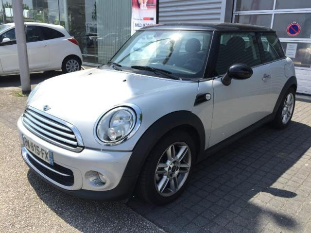 voiture occasion mini mini cooper d 112ch pack chili 2011 diesel 44600 saint nazaire loire. Black Bedroom Furniture Sets. Home Design Ideas