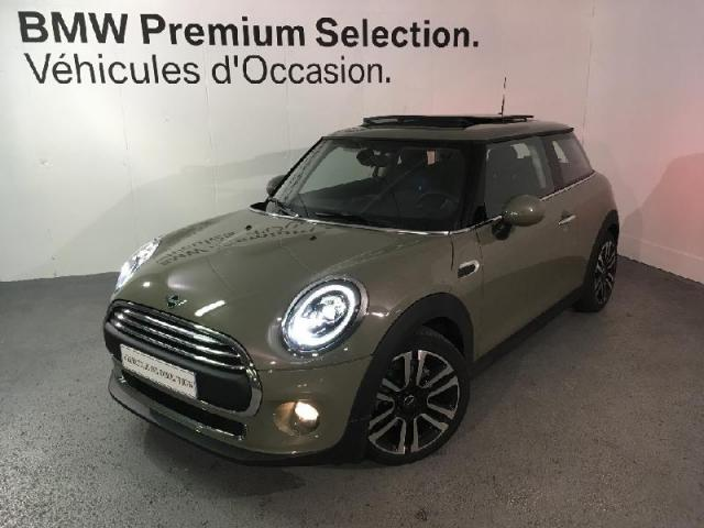 voiture occasion mini mini one 102ch heddon street 2018