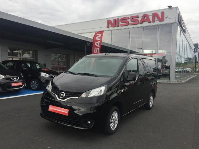 voiture occasion nissan evalia 1 5 dci 110ch connect edition 7 places 2014 diesel 35510 cesson. Black Bedroom Furniture Sets. Home Design Ideas