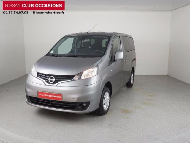 voiture occasion nissan evalia 1 5 dci 110ch n connecta. Black Bedroom Furniture Sets. Home Design Ideas