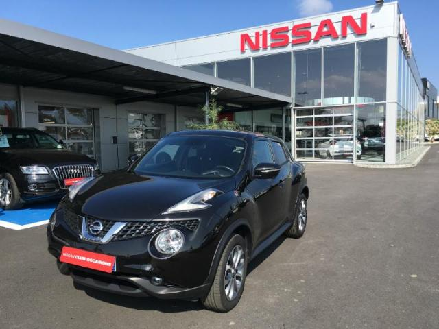 voiture occasion nissan juke 1 2 dig t 115ch connect edition euro6 2015 essence 35510 cesson. Black Bedroom Furniture Sets. Home Design Ideas