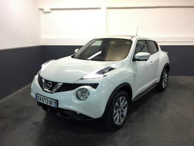 voiture occasion nissan juke 1 2 dig t 115ch tekna 2016 essence 13400 aubagne bouches du rh ne. Black Bedroom Furniture Sets. Home Design Ideas