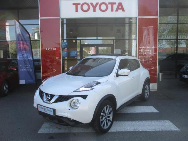 voiture occasion nissan juke 1 5 dci 110ch fap stop start. Black Bedroom Furniture Sets. Home Design Ideas