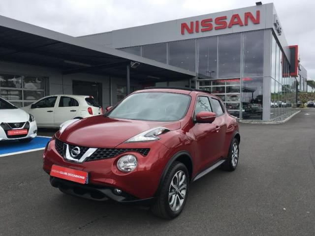 voiture occasion nissan juke 1 6 117ch tekna xtronic euro6 2017 essence 35510 cesson s vign. Black Bedroom Furniture Sets. Home Design Ideas
