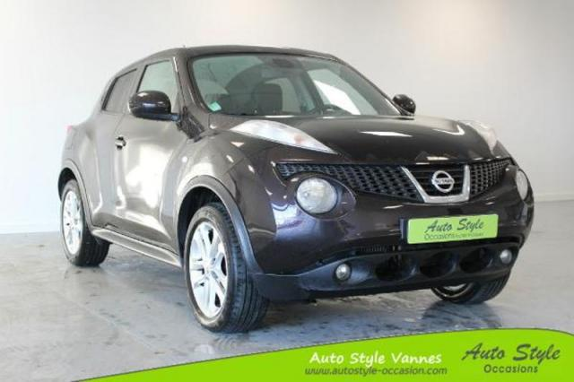 voiture occasion nissan juke 1 6 dig t 190ch tekna all mode 4x4 i m cvt 2012 essence 56450 theix. Black Bedroom Furniture Sets. Home Design Ideas