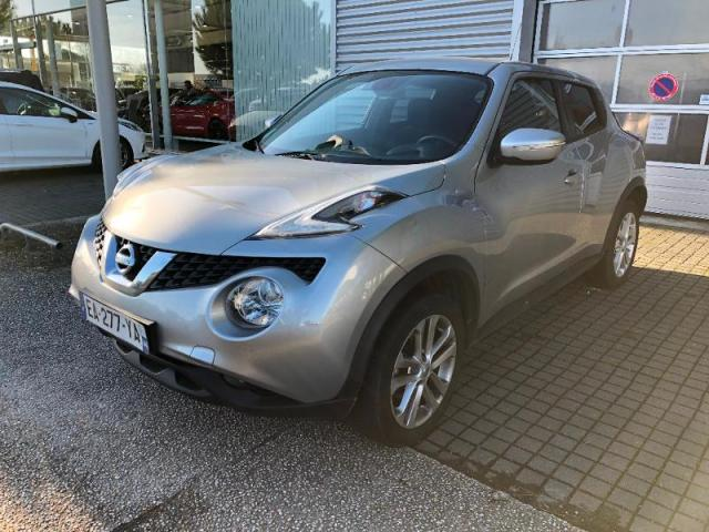 voiture occasion nissan juke 1 6l 117ch n connecta xtronic 2016 essence 44600 saint nazaire. Black Bedroom Furniture Sets. Home Design Ideas